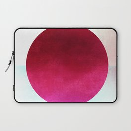 Cicle Composition XI Laptop Sleeve