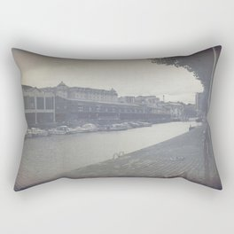 Will they remember us? Rectangular Pillow