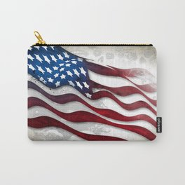 Old Glory...long may she wave Carry-All Pouch