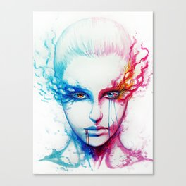 """Bipolarity"" Canvas Print"