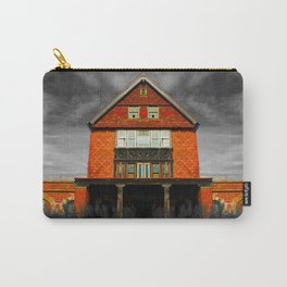 Insane Asylum at CT Carry-All Pouch