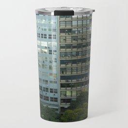 squares Travel Mug