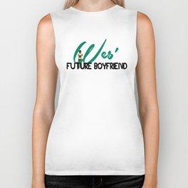 WES's Future Boyfriend Biker Tank