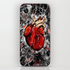 Heart & Arrows iPhone Skin