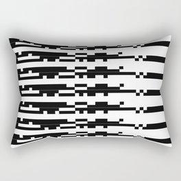 ASCII All Over 06051318 Rectangular Pillow