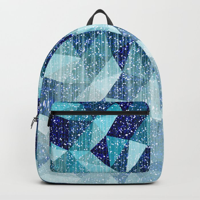 Arctic night Backpack