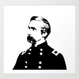Joshua Lawrence Chamberlain Art Print