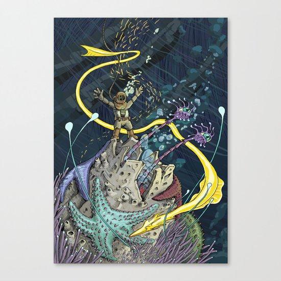 Big Life Canvas Print