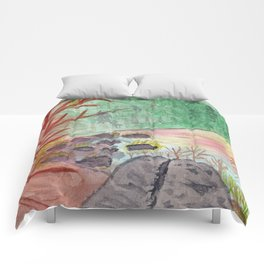 The Cove at Wallum Lake Comforters
