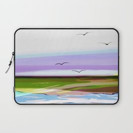 OCEAN TOUCH no5a Laptop Sleeve