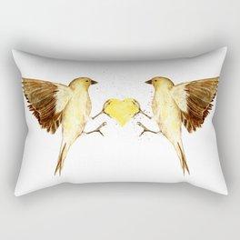 Tattoo Rectangular Pillow