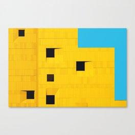 Skymetric • 3 Canvas Print