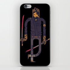 BAMF iPhone Skin