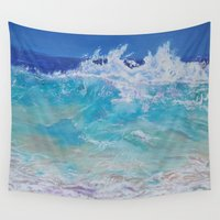 dancing Wall Tapestries featuring Dancing by Terrel