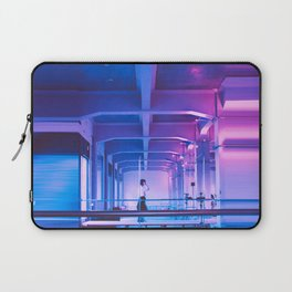 Glitchy Dreams Of You Laptop Sleeve