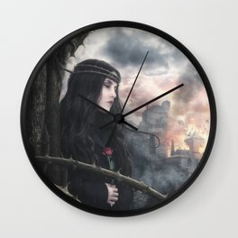 Exodus III: Resignation Wall Clock