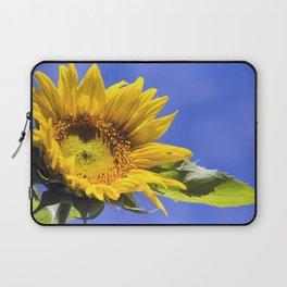 Giant Sunflower Laptop Sleeve