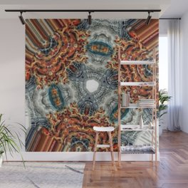 Fission 2 Wall Mural