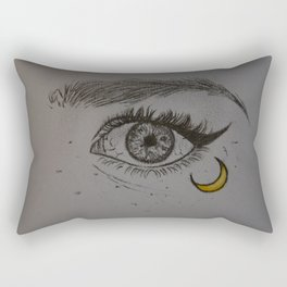 Tumblr Eye Rectangular Pillow