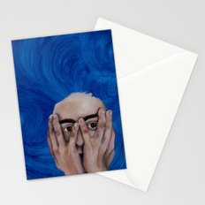 altruistic yet egoistic Stationery Cards