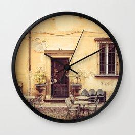 Piazza Santo Stefano Wall Clock