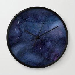 Cosmos II Wall Clock