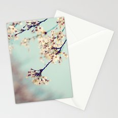 under the blue skies ...  Stationery Cards