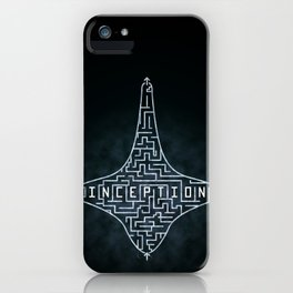 Inception - Top Maze iPhone Case