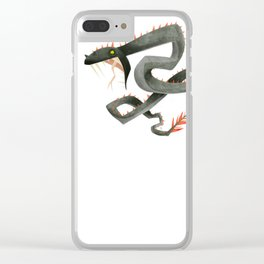 Basilisk Clear iPhone Case