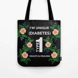 I'm unique Tote Bag