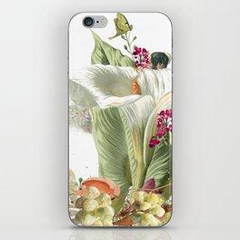 Magic Garden IX iPhone Skin