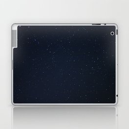 filling the darkness Laptop & iPad Skin