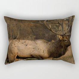 Loveland Elk Rectangular Pillow