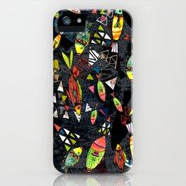 Tribal Fish iPhone Case