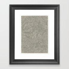 Scanned Image 4 Framed Art Print
