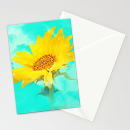 It's the sunflower Stationery Cards