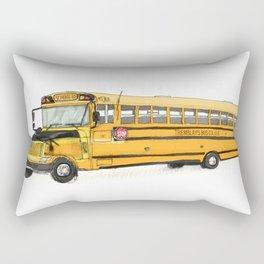 SKATE DELIRIUM Rectangular Pillow