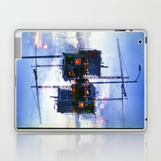 America ducking the question of origins (35mm multiple exposure) Laptop & iPad Skin