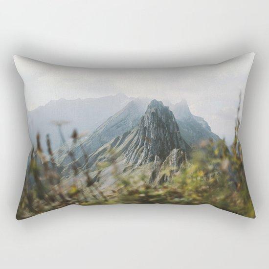 Blue Mountains - Landscape Photography Rectangular Pillow