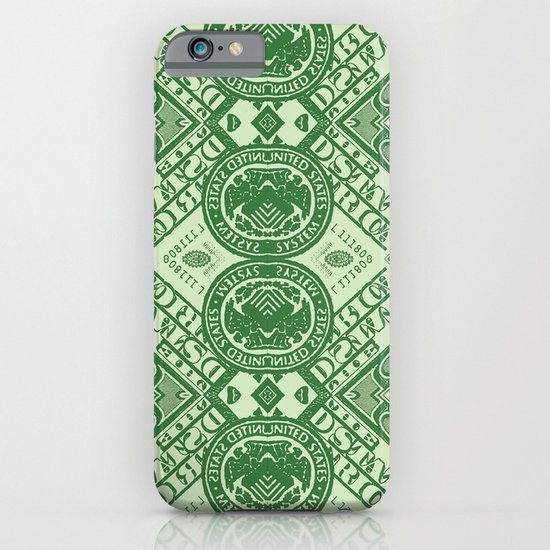 Money Talks iPhone & iPod Case