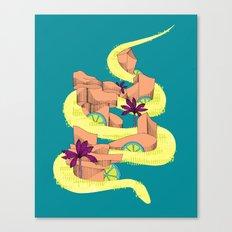 serpencity Canvas Print