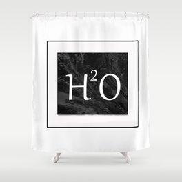 Elementals: H2O Shower Curtain