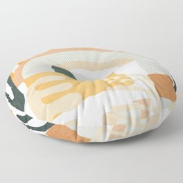 Abstract Art 10 Floor Pillow