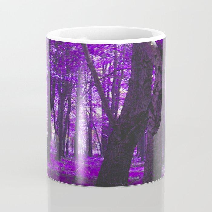 Purple Forest III Coffee Mug