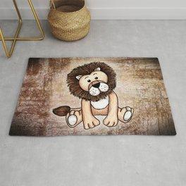 Lulu the Lion Rug