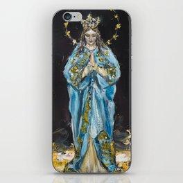 Immaculatam Virginem iPhone Skin