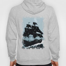 Pirate in Storm Hoody