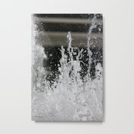 Water16 Metal Print