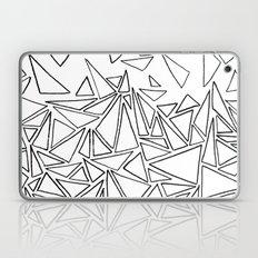 B/W Triangle Laptop & iPad Skin