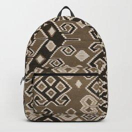 Vintage Kilim Rug | Ethnic Style Backpack